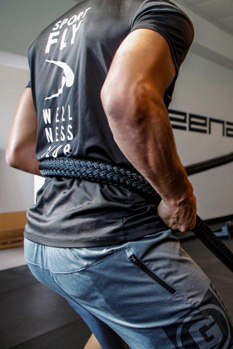 Palestra SportFly Wellness Club